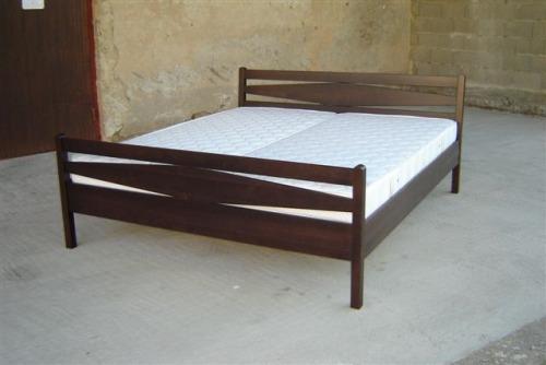 Lesene postelje