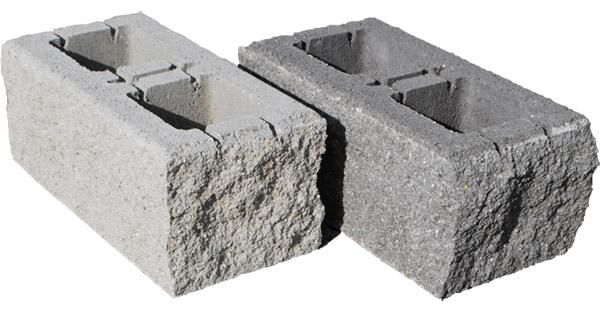 Škarpa iz betonskih zidakov
