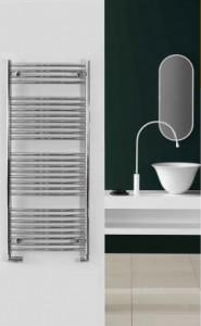 Stenski kopalniški radiatorji