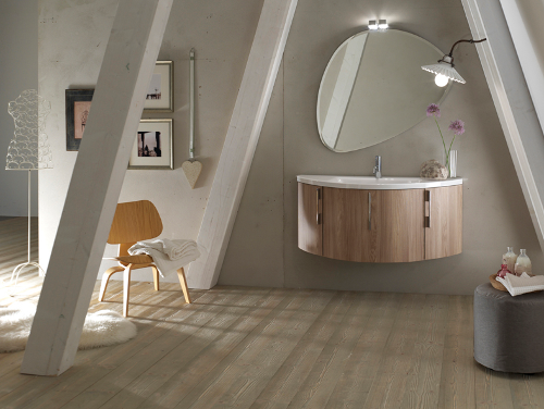 Moderno kopalnisko pohištvo