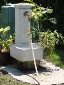 Ureditev vrta in okolice