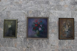 Leseni okvirji za slike
