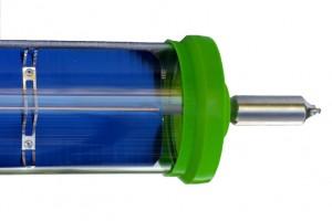 Heat pipe za ogrevanje vode