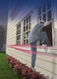 senzorji premikanja za varovanje doma