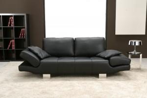 Raztegljivi kavč z ležiščem