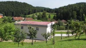 Ozelenitev ravne strehe