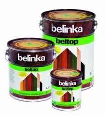 Barve za les Belinka