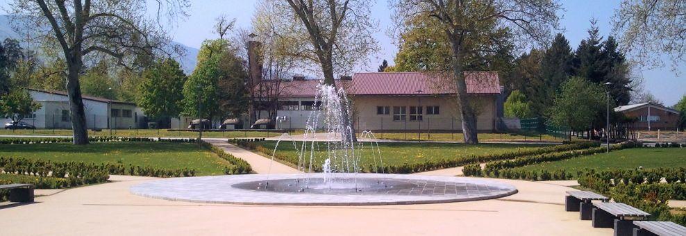 Vodna fontana