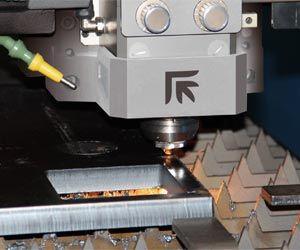 Laserski razrez pločevine Skitti
