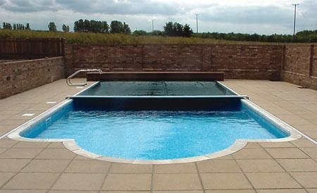 pokrivanje bazena