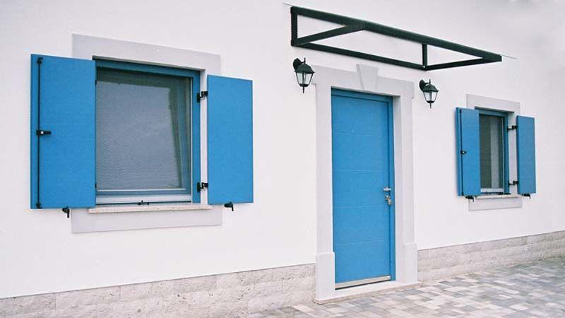 okna lesena ceneje