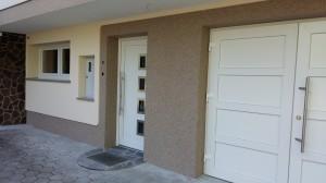 vhodna vrata PVC akcija