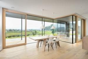lesena okna obnova