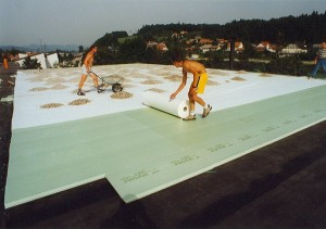 hidroizolacija ravne strehe
