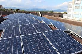 Sončna elektrarna primerna tudi za vikend
