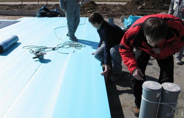 toplotna izolacija strehe