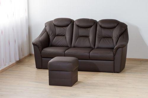 usnjene sedežne garniture